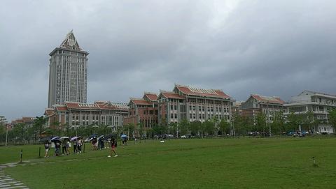 集美大学旅游景点攻略图