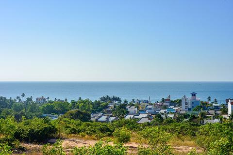 美奈渔村的图片