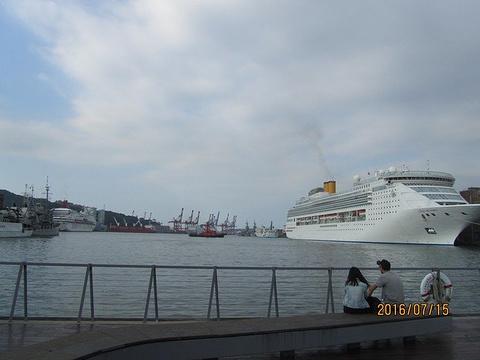 海洋广场旅游景点攻略图