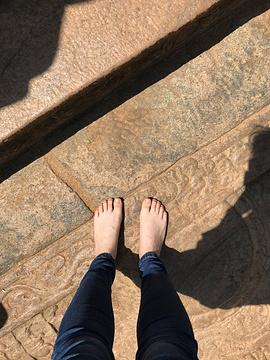 睹波罗摩佛殿旅游景点攻略图