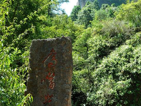 鹰嘴岩旅游景点图片
