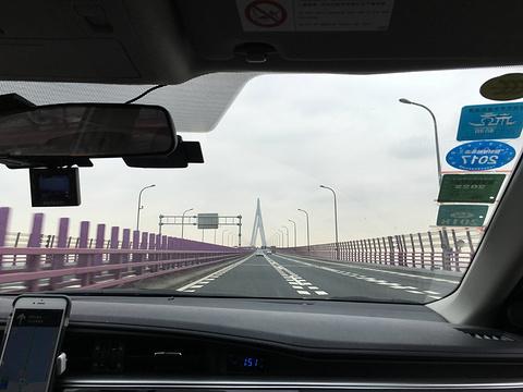 杭州湾跨海大桥旅游景点攻略图