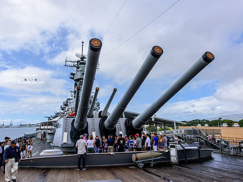 密苏里号战舰纪念馆旅游景点图片