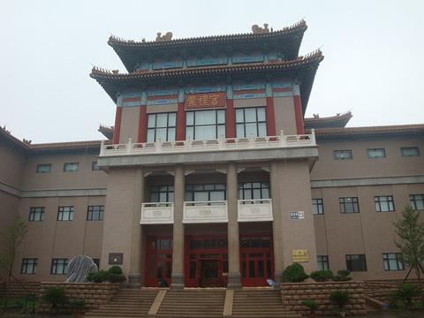 中国紫檀博物馆旅游景点攻略图