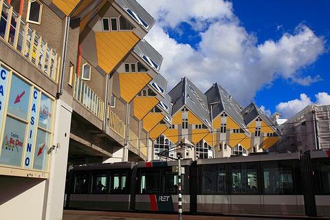 鹿特丹旅游景点图片