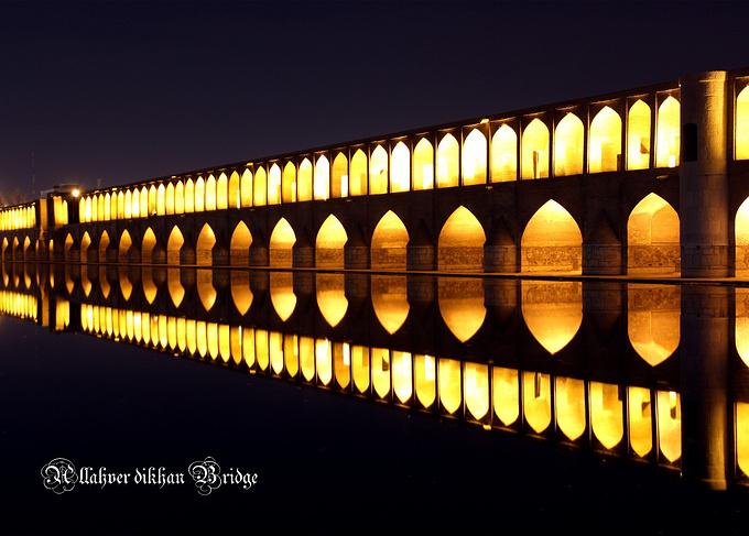 三十三孔桥图片