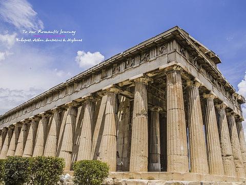 赫菲斯托斯神庙旅游景点图片