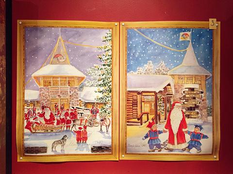 圣诞老人办公室旅游景点图片