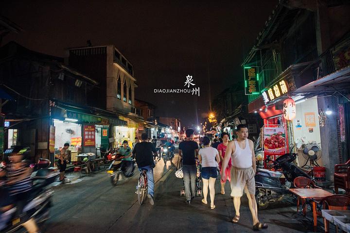 湄洲夜景图片_2019喜欢喝茶的朋友,不妨晚上去泉州的清源山,据说夜晚可以在 ...