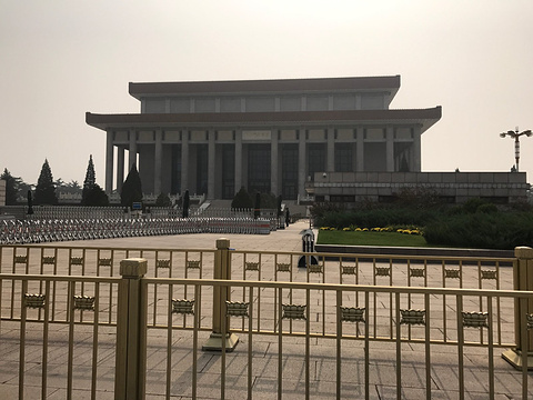 毛主席纪念堂旅游景点攻略图