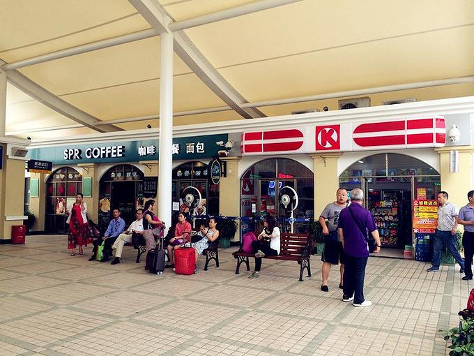 香洲港码头图片