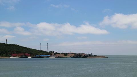 蓬莱码头旅游景点攻略图