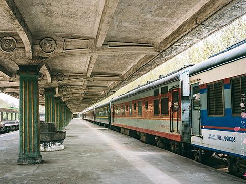 浦口火车站旅游景点图片