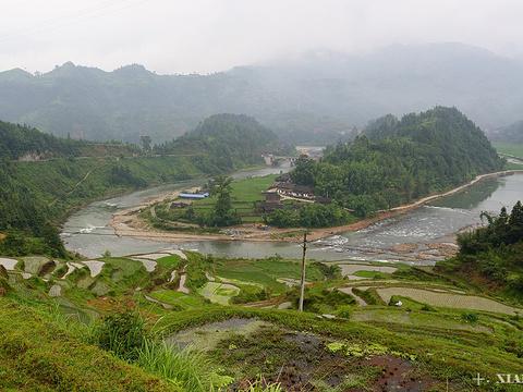 从江旅游景点图片