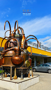 格拉斯花宫娜香水厂旅游景点攻略图