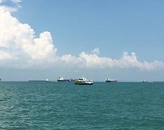带着一岁半的你--新加坡及民丹岛九日游