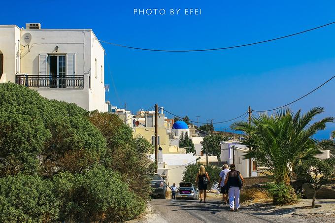 费拉小镇图片