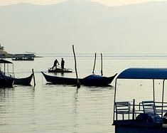 红塔山与抚仙湖