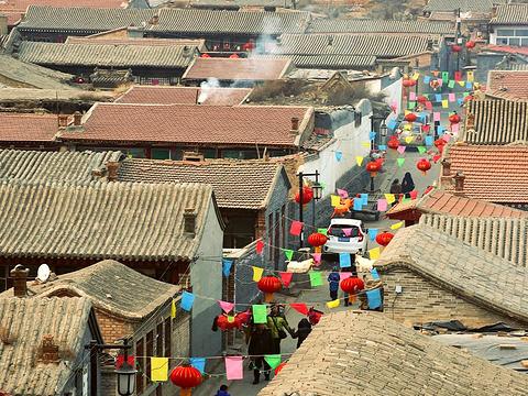 暖泉古镇旅游景点图片