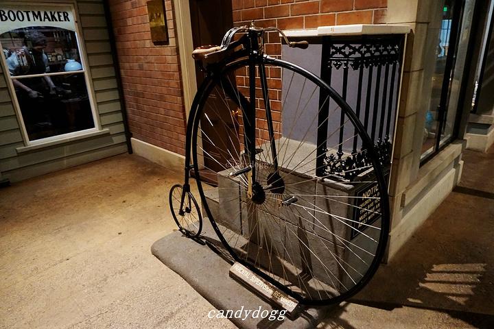 """""""...可以骑上去拍照比较特别哦_坎特伯雷博物馆""""的评论图片"""