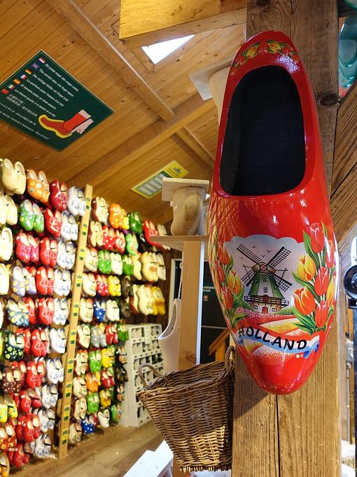 木鞋作坊图片