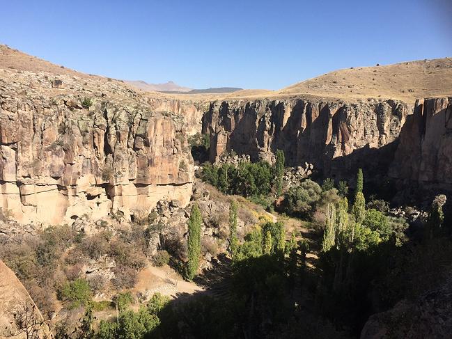 厄赫拉热峡谷图片