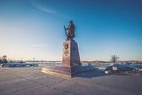 西伯利亚开拓者纪念碑