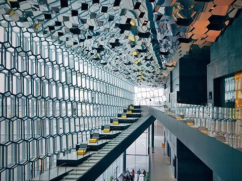 Harpa音乐会议中心旅游景点图片