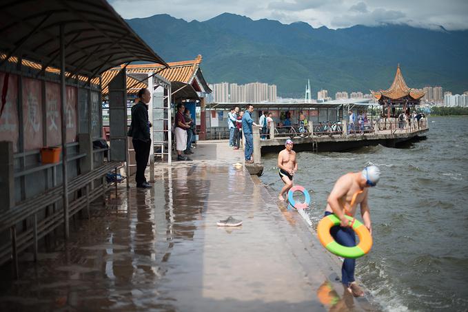 洱海公园图片
