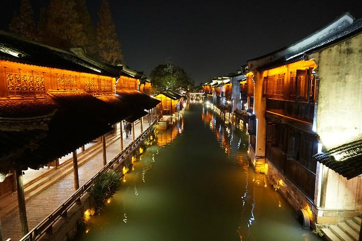 金华旅游景点_2020而且乌镇西栅最美的就是夜景,自然风光在晚上能看到的更是 ...