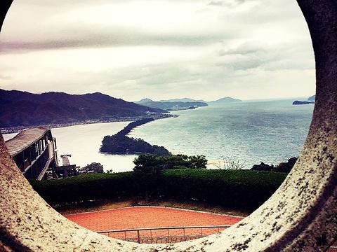 天桥立旅游景点图片