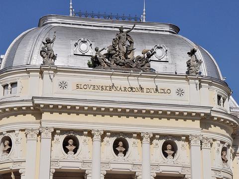 斯洛伐克国家剧院旅游景点图片
