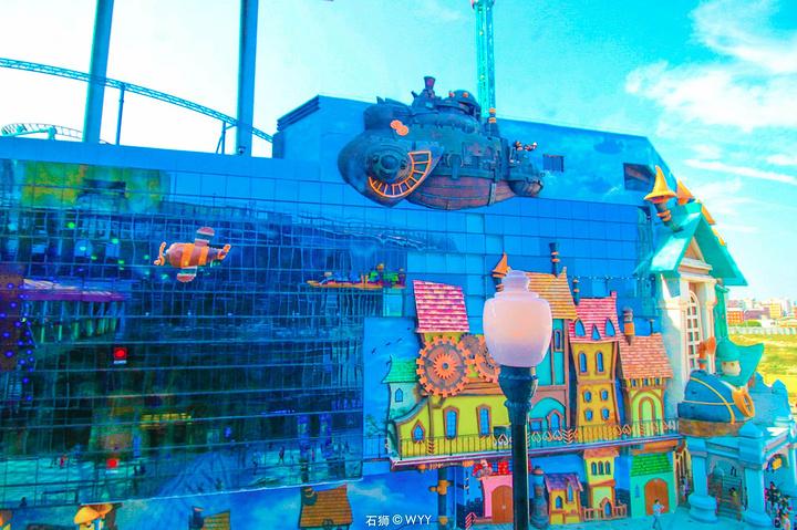 """""""15试营业期间购买门票赠送商品抵用券、餐饮抵用券以及大商业区间小火车体验券_石狮茂险王主题乐园""""的评论图片"""