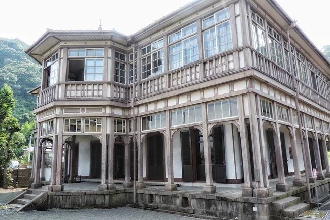 旧鹿儿岛纺织所技师馆图片