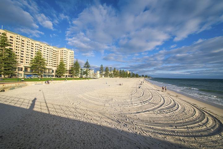 """""""格雷尔海滩算是阿德莱德众多海滩中最优雅的一个,估计一个格雷尔海滩就能让你渡过一天好时光。_格雷尔海滩""""的评论图片"""