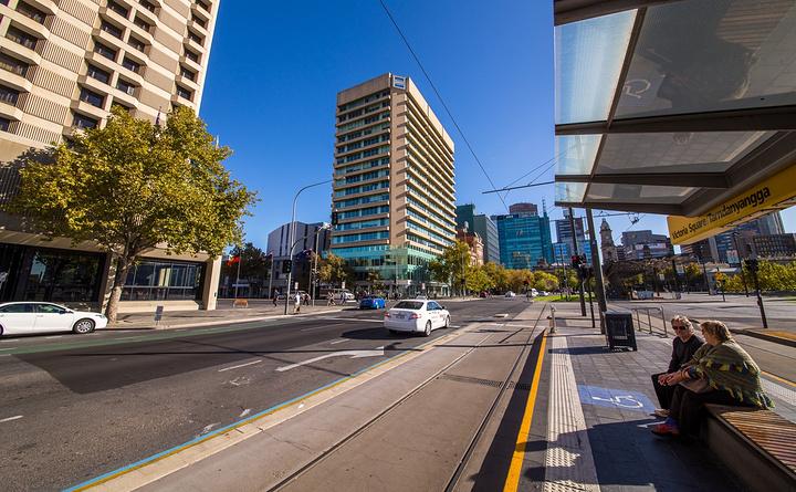 """"""" 阿德莱德的天气真好,有了云淡风轻的感觉,南澳开始显现出自己最美的色彩!_中央市场""""的评论图片"""