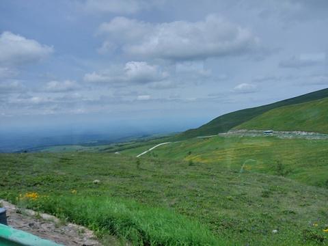 长白山西景区旅游景点图片