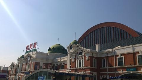 沈阳站旅游景点攻略图