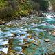 二郎山喇叭河风景区