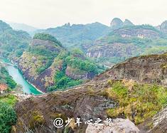 步步回头,皆是风景——福建武夷山4日深度游