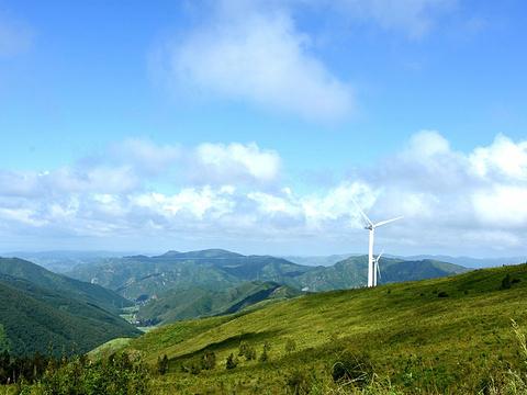 长城岭风景区旅游景点图片