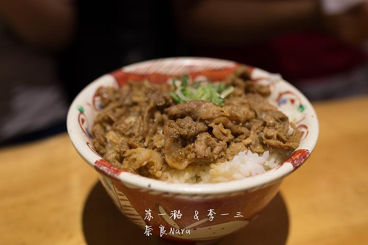 """""""热腾腾的油炸豆腐乌冬面已经成为大阪的经典美食。这家店除了乌冬面,还卖各种盖饭,如鸡肉盖饭_Udon Mugi no Kura""""的评论图片"""