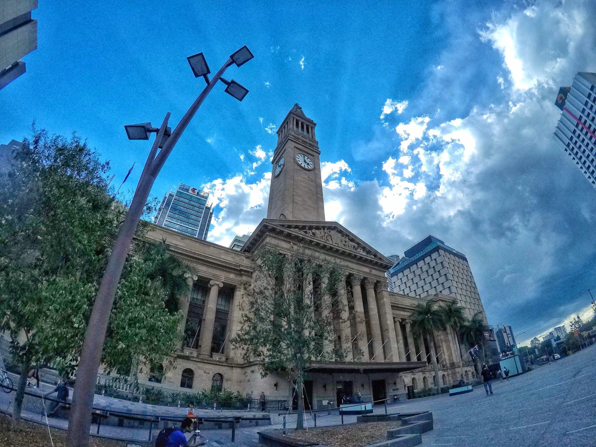 布里斯班市政厅