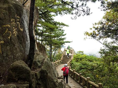 狮子峰旅游景点图片