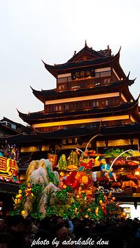 老城隍庙小吃广场(豫园路店)旅游景点攻略图