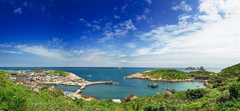 渔山列岛的图片