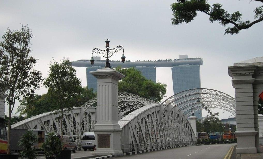 吃喝玩乐样样俱全——新加坡happy游