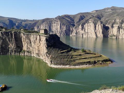 黄河大峡谷•老牛湾旅游区旅游景点图片