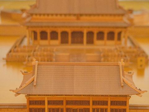 明孝陵博物馆旅游景点图片