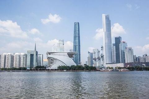 广州有轨电车艺术体验旅游景点攻略图